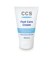 CCS Footcare products